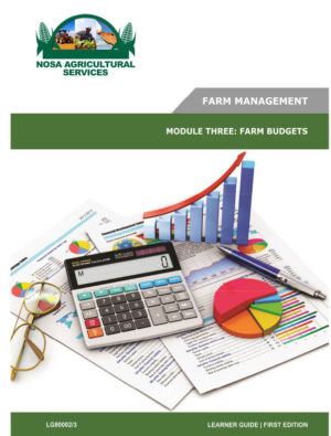 Farm Budgeting - PM80002