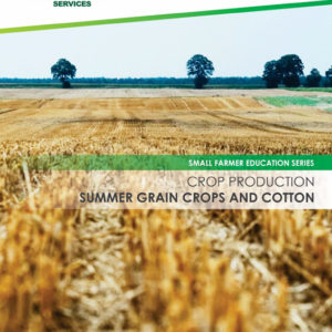 SFES80001_5_Summer Grain Crops & Cotton